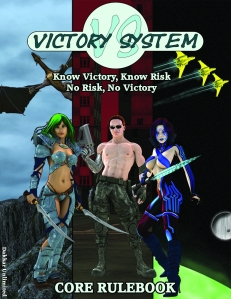 The Victory System Cover